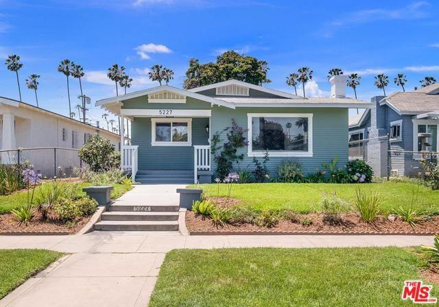 5227 Ruthelen Street, Los Angeles (City), CA 90062 (#19477150) :: Fred Sed Group
