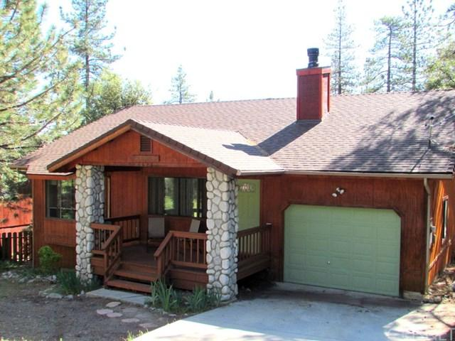 1620 Bernina Drive, Pine Mountain Club, CA 93222 (#SR19131445) :: Team Tami