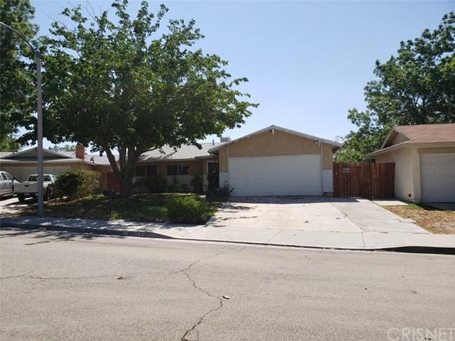 43325 Fanchon Avenue, Lancaster, CA 93536 (#SR19141160) :: The Miller Group