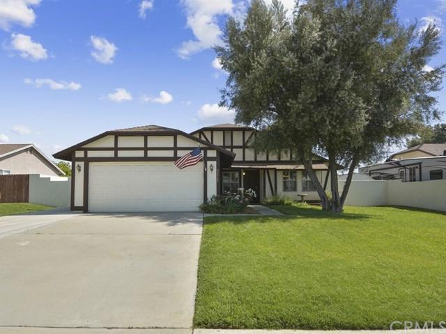33717 Noreen Lane, Yucaipa, CA 92399 (#IV19141164) :: The Miller Group