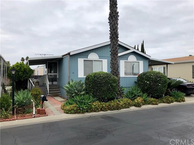 1616 S Euclid Street #45, Anaheim, CA 92802 (#PW19131436) :: Keller Williams Realty, LA Harbor