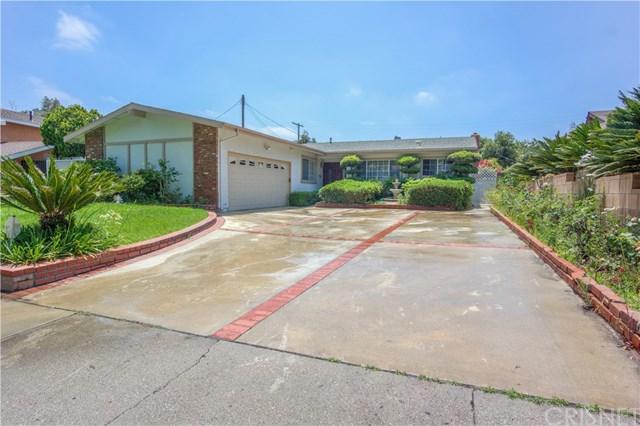13779 Wheeler Avenue, Sylmar, CA 91342 (#SR19141292) :: Fred Sed Group