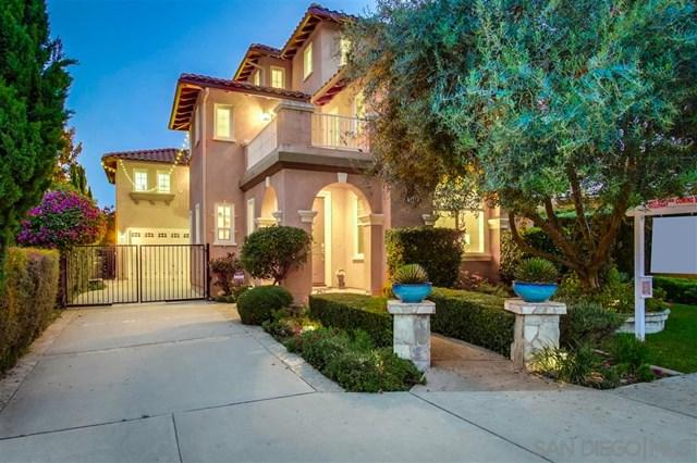 1608 Reflection St, San Marcos, CA 92078 (#190032929) :: eXp Realty of California Inc.