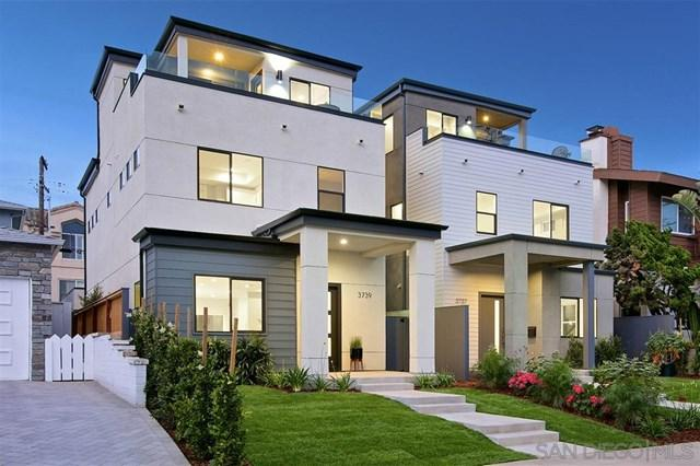3737 Haines St, San Diego, CA 92109 (#190032978) :: OnQu Realty