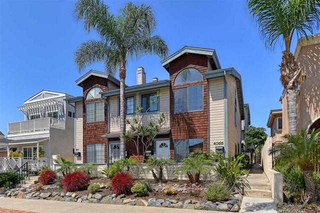 4062 Morrell St, San Diego, CA 92109 (#190032986) :: The Najar Group