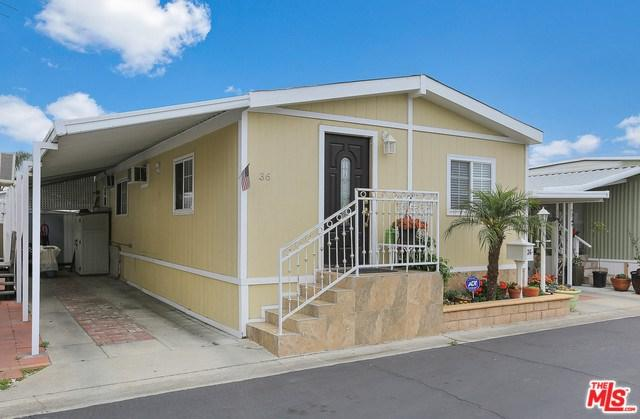 15717 Woodruff Avenue #36, Bellflower, CA 90706 (#19478482) :: Tony Lopez Realtor Group