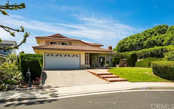 28505 Leacrest Drive, Rancho Palos Verdes, CA 90275 (#PV19139238) :: Millman Team