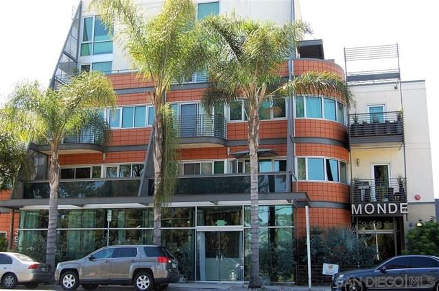 3980 9th Ave #208, San Diego, CA 92103 (#190032997) :: Fred Sed Group