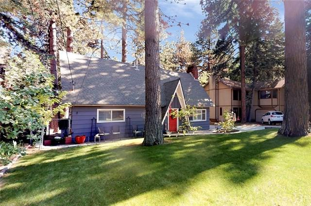 31347 Oakleaf Drive, Running Springs, CA 92382 (#CV19137743) :: Fred Sed Group