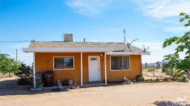 57778 Junipero, Yucca Valley, CA 92284 (#219016923DA) :: RE/MAX Masters