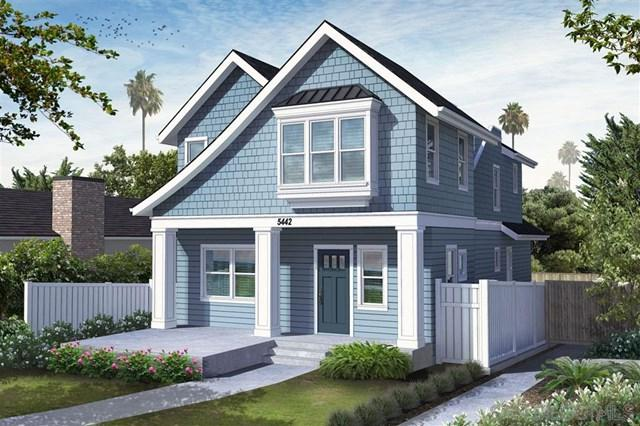 5442 Taft Avenue, La Jolla, CA 92037 (#190033026) :: McLain Properties