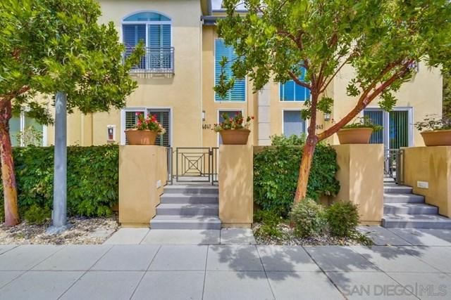 4047 1St Ave, San Diego, CA 92103 (#190033043) :: OnQu Realty