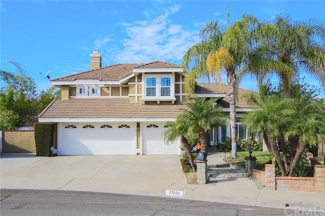 21205 Sundance Street, Walnut, CA 91789 (#TR19141433) :: Fred Sed Group