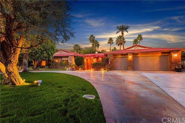 72128 Palm Crest Drive, Rancho Mirage, CA 92270 (#CV19139796) :: Rogers Realty Group/Berkshire Hathaway HomeServices California Properties