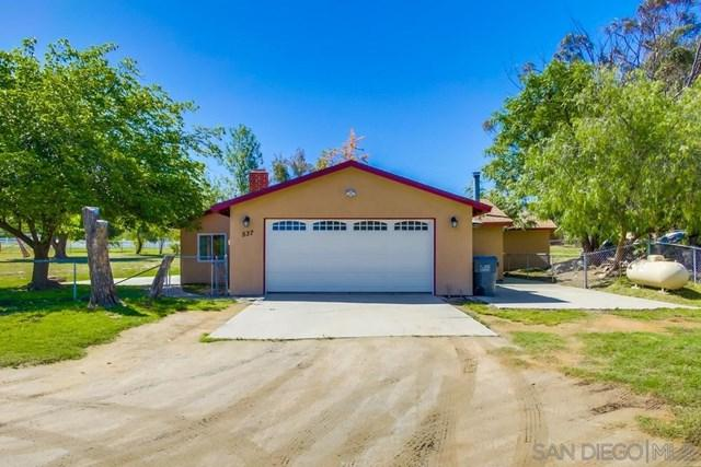 537 Amigos Rd, Ramona, CA 92065 (#190033103) :: Fred Sed Group