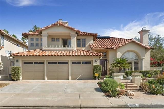 4878 Bradshaw Ct, San Diego, CA 92130 (#190033105) :: The Najar Group
