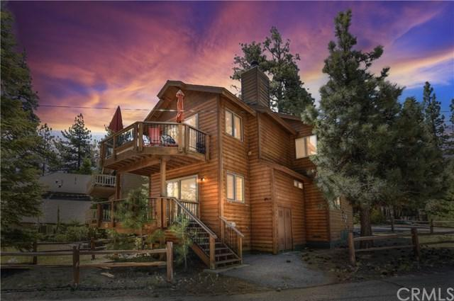791 Rayo Lane, Big Bear, CA 92315 (#EV19141589) :: Fred Sed Group