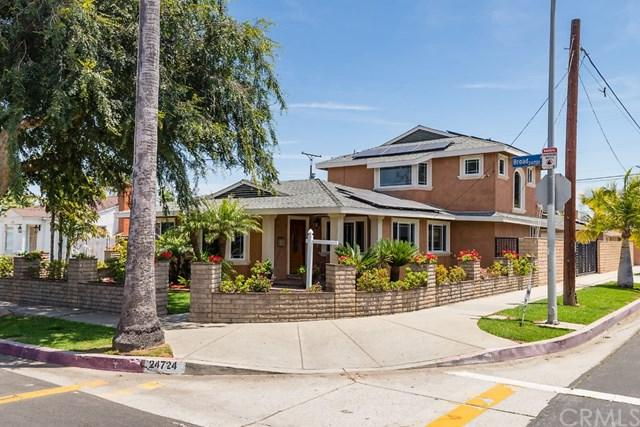 24724 Broad Avenue, Wilmington, CA 90744 (#OC19141242) :: Rogers Realty Group/Berkshire Hathaway HomeServices California Properties