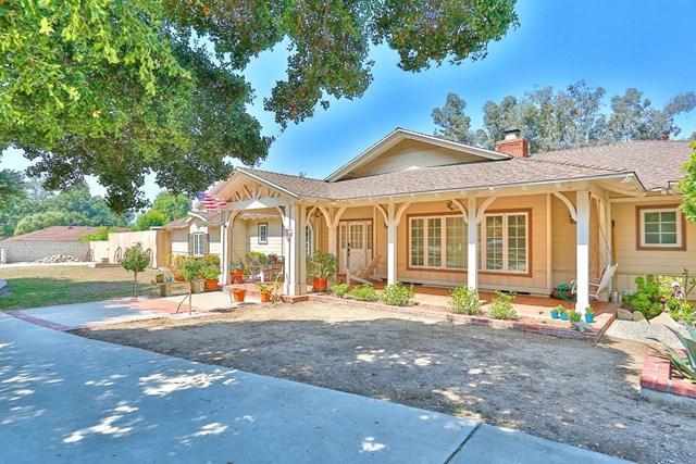 4561 Glen Way, Claremont, CA 91711 (#514454) :: Cal American Realty