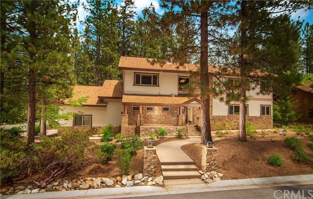 711 Winterset Court, Big Bear, CA 92315 (#EV19141691) :: Fred Sed Group