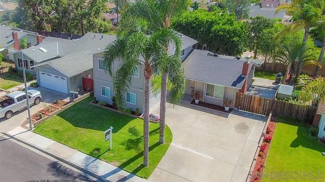 214 Village Green Rd, Encinitas, CA 92024 (#190033149) :: McLain Properties