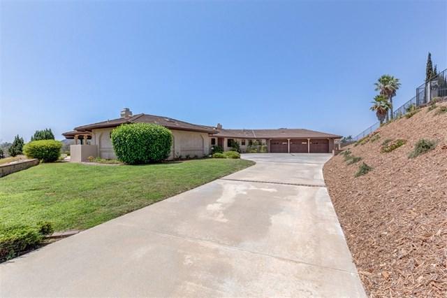 571 Lost Oak Lane, Escondido, CA 92025 (#190033153) :: Rogers Realty Group/Berkshire Hathaway HomeServices California Properties