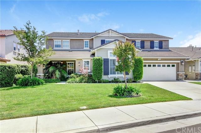 13671 Woodside Street, Eastvale, CA 92880 (#IV19141124) :: Fred Sed Group