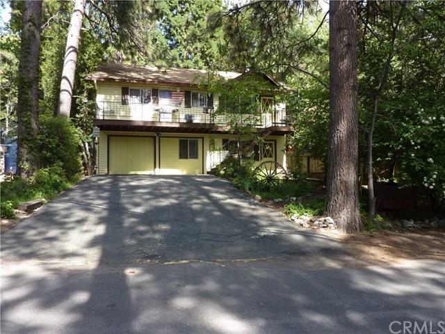 5877 Manzanita Avenue, Angelus Oaks, CA 92305 (#EV19141745) :: Fred Sed Group