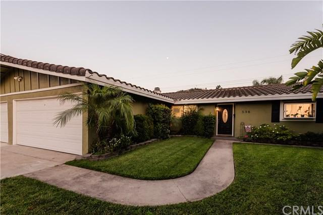 538 E Colorado Avenue, Glendora, CA 91740 (#AR19141748) :: Cal American Realty