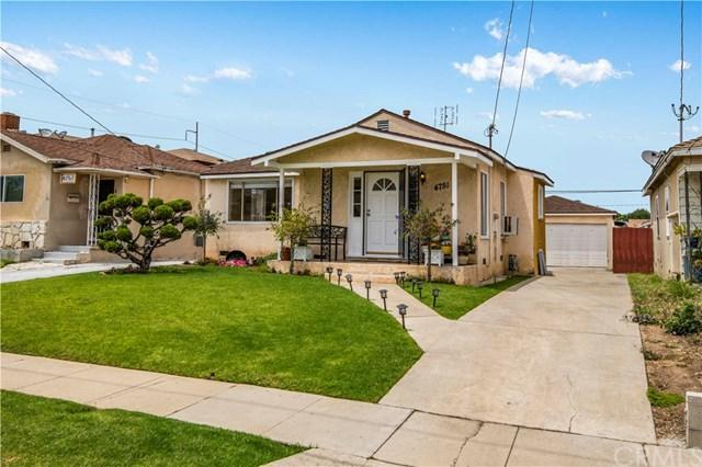 4751 W 137th Street, Hawthorne, CA 90250 (#SB19140745) :: The Miller Group