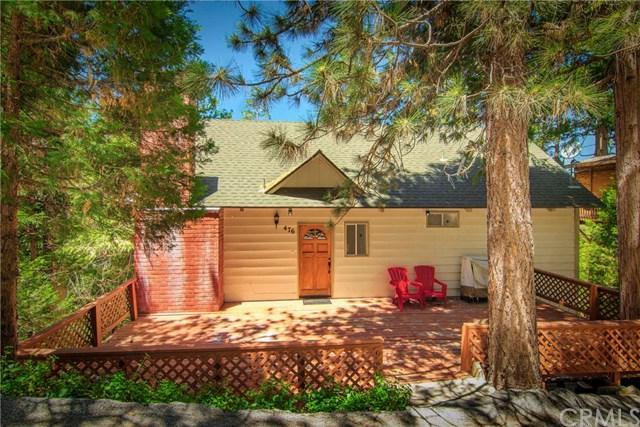476 Rainier Road, Lake Arrowhead, CA 92352 (#EV19141796) :: Rogers Realty Group/Berkshire Hathaway HomeServices California Properties