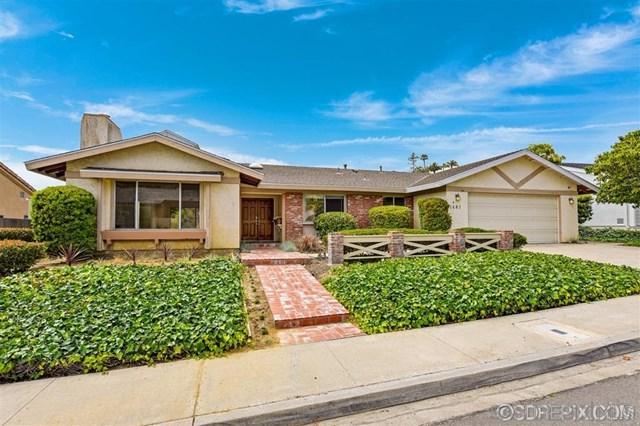 1487 Vista Claridad, La Jolla, CA 92037 (#190033162) :: McLain Properties