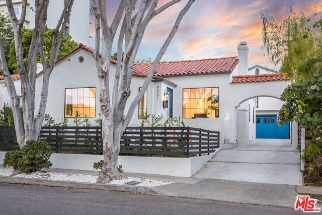 9031 Elevado Avenue, West Hollywood, CA 90069 (#19478620) :: Keller Williams Realty, LA Harbor
