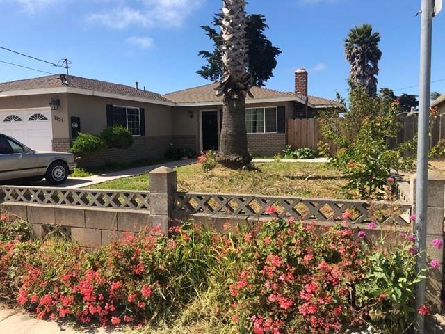 1151 Fontes Lane, Salinas, CA 93907 (#ML81756795) :: Keller Williams Realty, LA Harbor