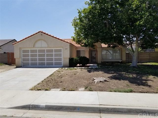 294 Camden Road, San Jacinto, CA 92582 (#IV19141928) :: Keller Williams Realty, LA Harbor
