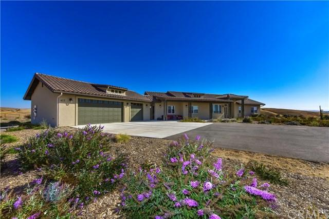3815 Gruenhagen Flat Road, Paso Robles, CA 93446 (#NS19141993) :: Fred Sed Group