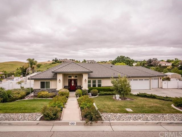 1312 Crown Way, Paso Robles, CA 93446 (#NS19142019) :: RE/MAX Parkside Real Estate
