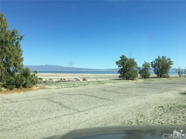 951-(lot 33) Seaport (Waterfront), Salton City, CA 92274 (#219017091DA) :: Fred Sed Group