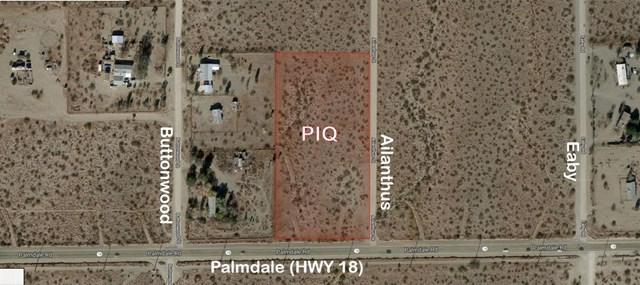 0 Palmdale Road, Phelan, CA 92371 (#514475) :: Fred Sed Group