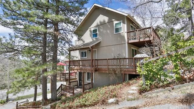 28674 Zion Drive, Lake Arrowhead, CA 92352 (#EV19142121) :: Fred Sed Group