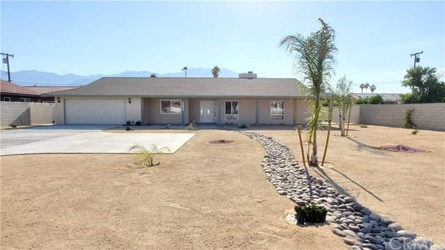 32323 Cathedral Canyon Drive, Cathedral City, CA 92234 (#CV19142142) :: Fred Sed Group