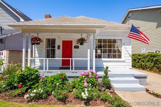 606 Margarita Avenue, Coronado, CA 92118 (#190033246) :: Keller Williams Realty, LA Harbor