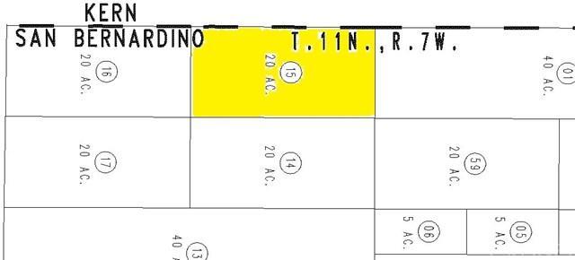 0 County Line, Boron, CA  (#SR19098506) :: Veronica Encinas Team