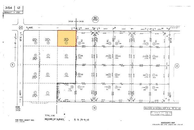 41-St. E , On Ave. H, Roosevelt, CA 93535 (#SR19141280) :: Millman Team