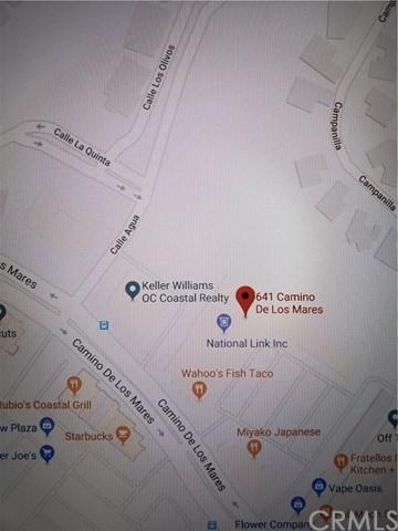 641 Camino De Los Mares D-100, San Clemente, CA 92673 (#IG19142530) :: Crudo & Associates