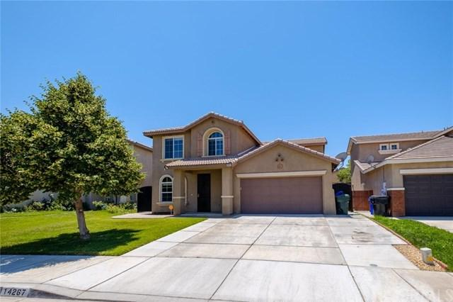 14267 Gray Fox Lane, Victorville, CA 92394 (#CV19140580) :: The Costantino Group | Cal American Homes and Realty