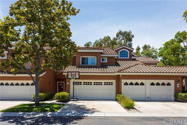 59 Matisse Circle #29, Aliso Viejo, CA 92656 (#LG19140725) :: Fred Sed Group