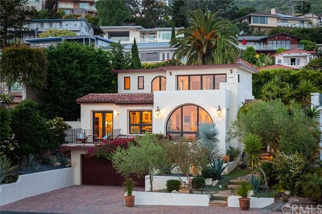 450 Blumont Street, Laguna Beach, CA 92651 (#OC19141393) :: The Laffins Real Estate Team