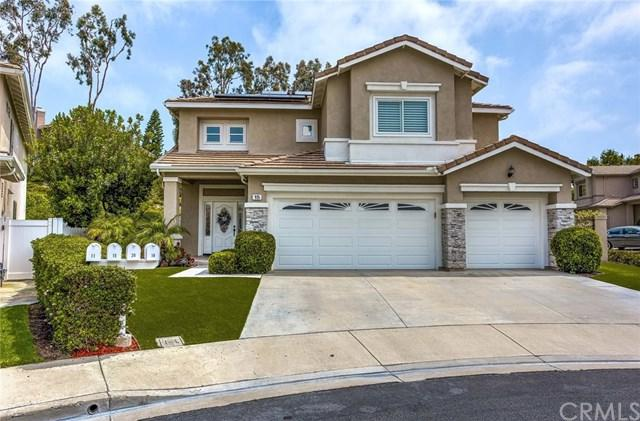 15 Avance Lane, Lake Forest, CA 92610 (#OC19139883) :: Fred Sed Group