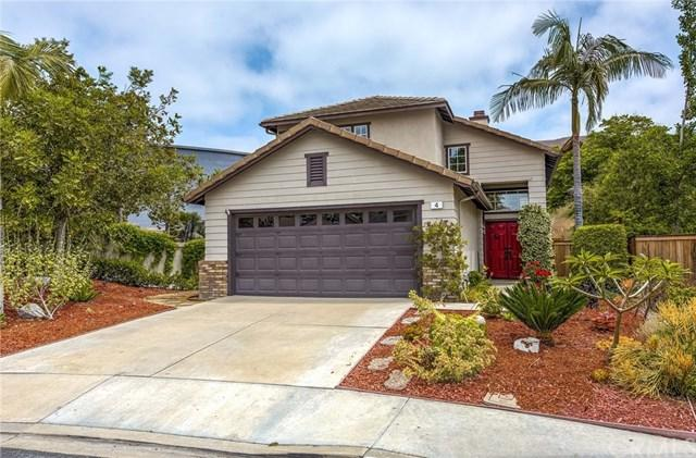 4 Touraine Place, Lake Forest, CA 92610 (#OC19140347) :: Fred Sed Group